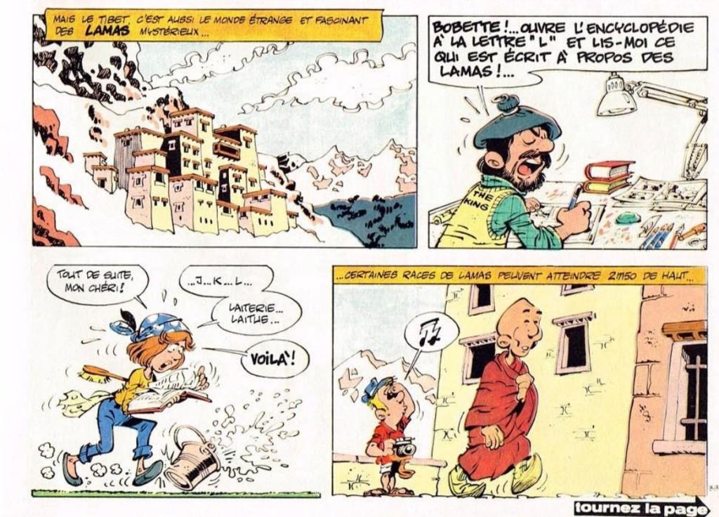 Bédu - Blareau - Tintin belge n°27 - 1978